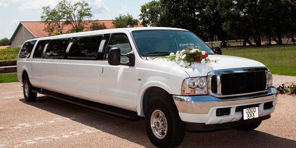 Here Comes the Bride in Style on Her Big Day!